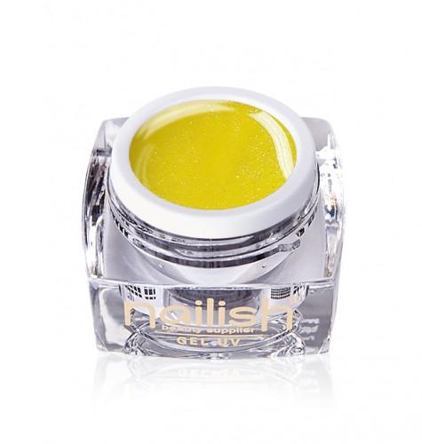 Gel Glitter Citron, Gel Glitter Metallic Fig