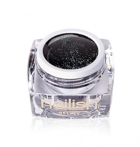 Gel Glitter Islandic Sky, Gel Glitter Crystal Joy UV LED Manichiura Unghii