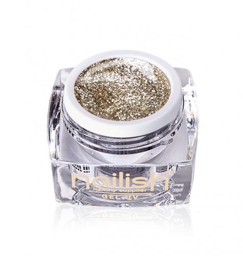 Gel Glitter Prosecco, Gel Glitter Sparkling Diamond UV LED Manichiura Unghii