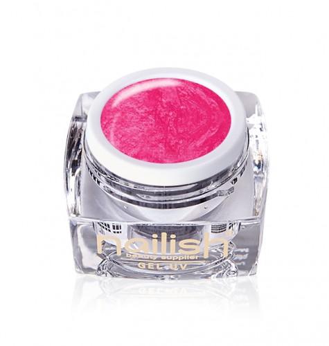 Gel Glitter Perlat Metallic Candy, Gel Glitter Milky