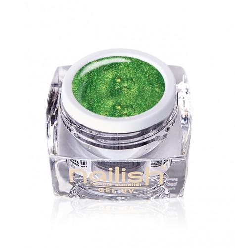 Gel Glitter Emerald, Gel Glitter, Geluiri Glitter, Gel Uv Glitter