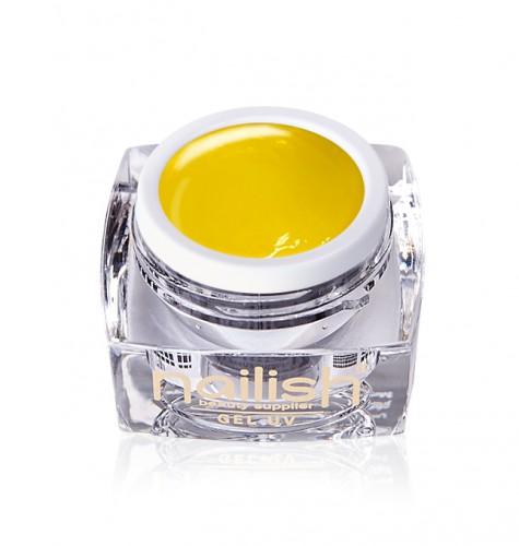 Gel Paint Yellow, Gel Paint Twelve Sunflowers UV LED Manichiura Unghii