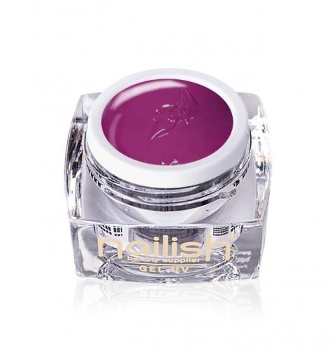 Gel Paint Purple, Gel Paint Art Style Natural UV LED Manichiura Unghii