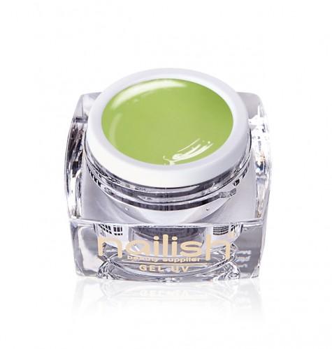 Gel Paint Pistache, Gel Paint Art Style Natural UV LED Manichiura Unghii