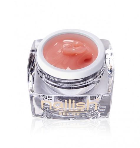 Gel Make Up Builder Thick Peach 50ML, Geluri make-up cover, camuflaj, Gel Uv LED