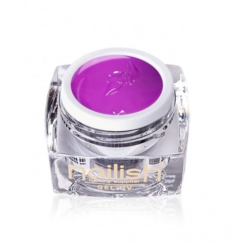 Gel Paint Mauve, Gel Paint Art Style Natural UV LED Manichiura Unghii