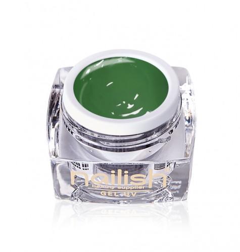 Gel Paint Dark Green, Gel Paint, Gel UV Paint, Gel de pictura