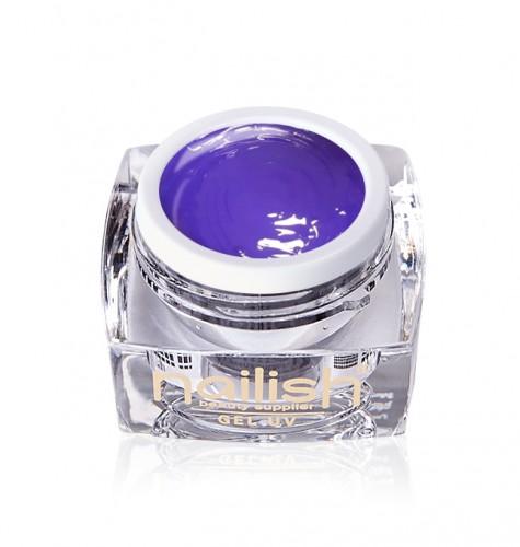 Gel Paint Blue, Gel Paint Art Style Natural UV LED Manichiura Unghii