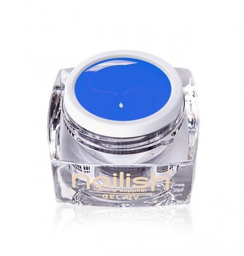 Gel Neon Blue Hawaiian, Gel Fluo / Neon, Geluiri Fluo / Neon, Gel Uv Fluo / Neon