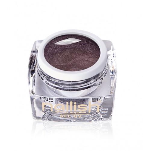 Gel Cat Eye Mauve, Gel Cat Eye Brown UV LED Manichiura Unghii