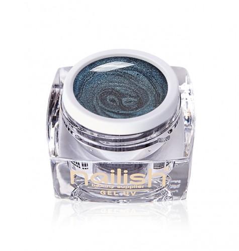 Gel Cat Eye Blue, Gel Cat Eye Brown UV LED Manichiura Unghii