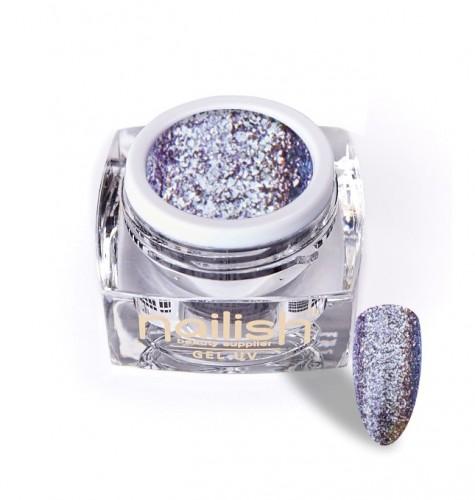 Gel Glitter Luxury Morgan, Gel Glitter Sparkling Diamond UV LED Manichiura Unghii
