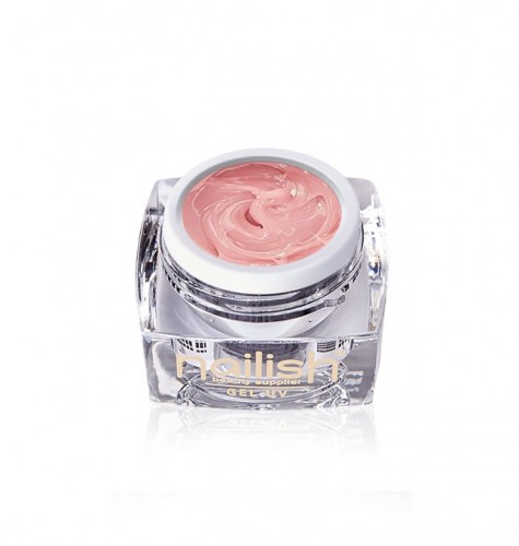 Acrylgel Master Sweet Pink 15ML, Gel Make Up Builder Thick Rose 50ML