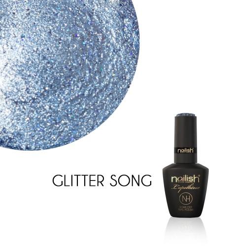 Oja Semipermanenta Glitter Song, Oje Semipermanente Glitter