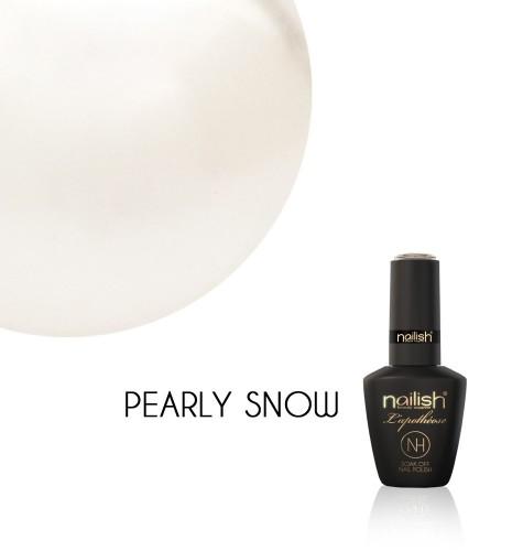 Oja Semipermanenta Glitter Pearly Snow, Oja Semipermanenta Glitter Blueberry Star
