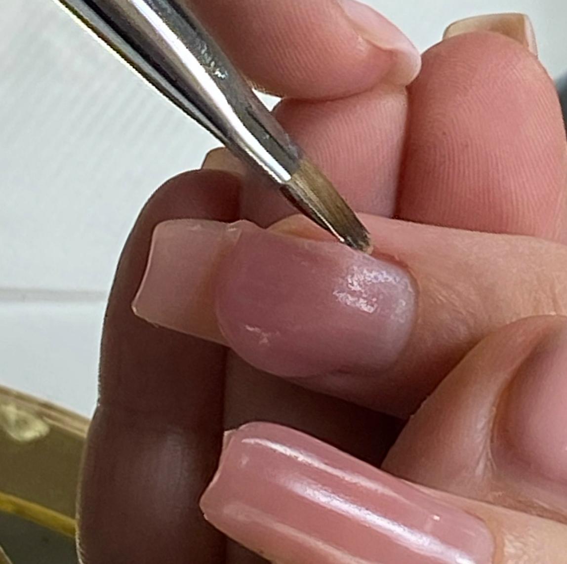 Acrygel acrilgel polygel mai bune proprietati acrilului si gelului pentru unghii 6